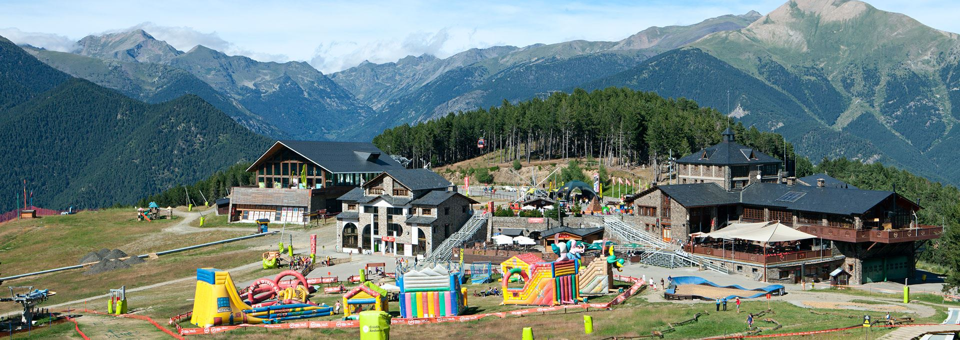 Vallnord Mountain Park La Massana