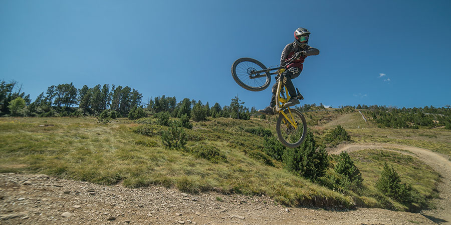 8 Days 8 Days Bike Park Lift Pass