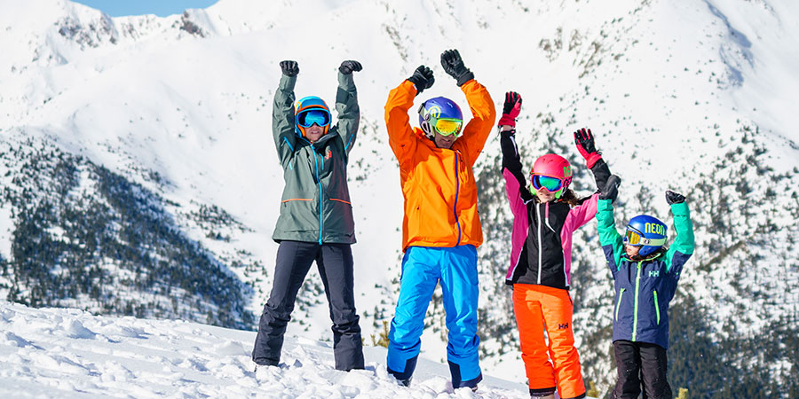 Valls Del Nord (Ski) Season Ski Pass, Family Pack