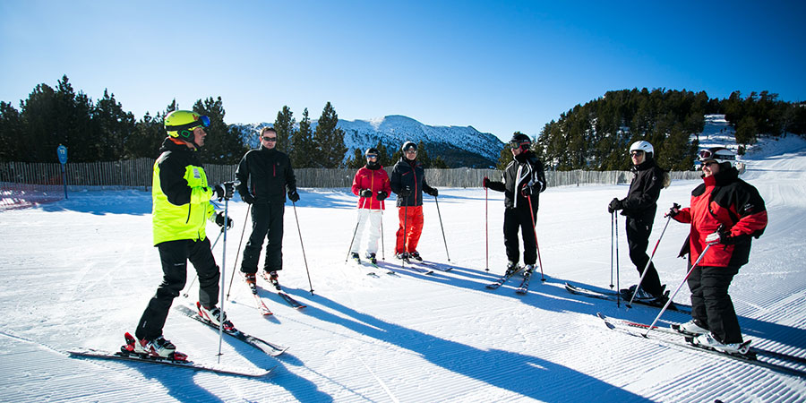 Ski Pass + Ski School 4 Days Ski Pass + 12 Hours Pal Ski School